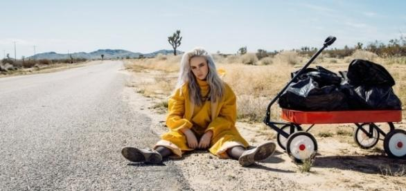 Billie Eilish par Lloyd Pursall