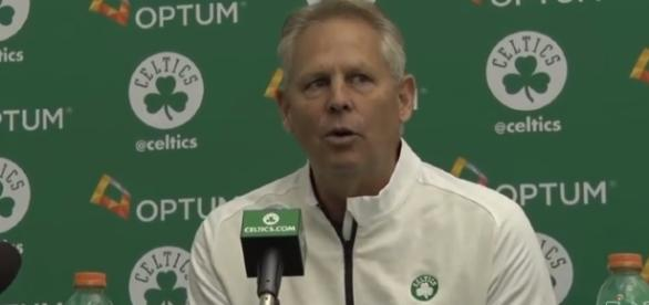 Danny Ainge could pull off another trade this season. – image| Celtics Media/YouTube