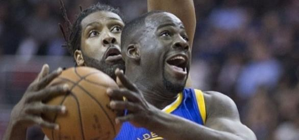 Draymond Green spoke his mind about McNair's pronouncement on Instagram (Image Credit: Keith Allison/WikiCommons)
