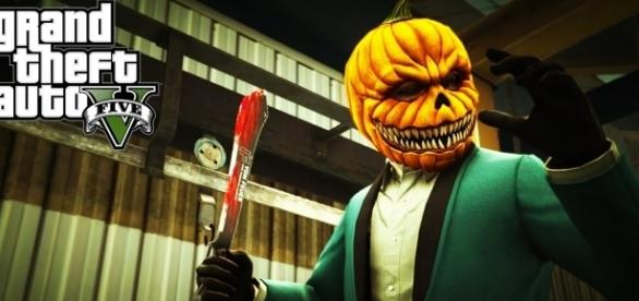 GTA packed a lot of surprises for Halloween. [Image Credit: Lui Calibre/Youtube]