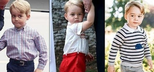 Prince George will not wear long pants until he is 8 years old [Image: News247/YouTube screenshot]