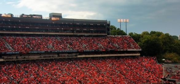 Stay tuned for an exciting match UGA Football today. (Image Credit: David Torcivia/Flickr)