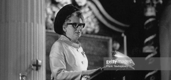 At the risk of sounding like Mary Whitehouse, we really need to look at our 'morals'. Image credit: gettyimages.de