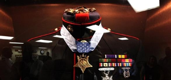 The family of a Marine veteran have reached a settlement with hospital for his wrongful death. [Image credit: Sgt.Jimmy Shea/Wikimedia Commons]