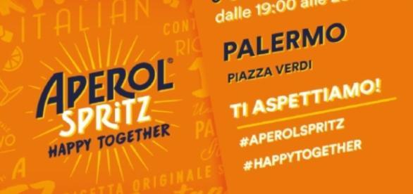 Locandina dell'evento Aperol Spritz