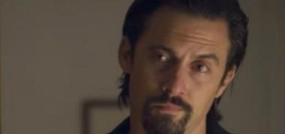 "Milo Ventimiglia plays Jack Pearson on ""This is Us"" [Image Credit: ""This is Us"" NBC/YouTube]"