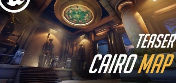 'Overwatch' fan-made Cairo map could pass for Blizzard's creation (Josshua Illorente/YouTube Screenshot)