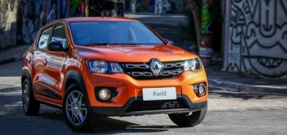 Renault Kwid: novo subcompacto de origem indiana estreou com o pé direito e fechou o mês de setembro como segundo veículo mais vendido do país