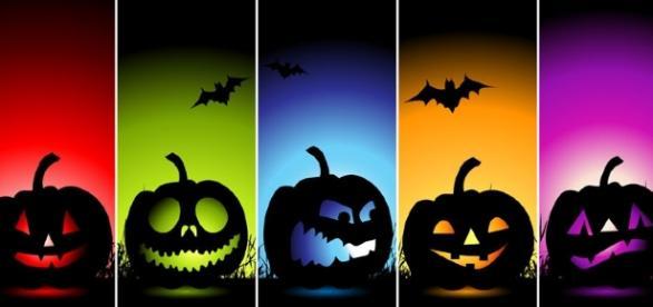 Seção de filmes para o Halloween