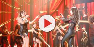 Ana War y Mimi cantando en OT 2017