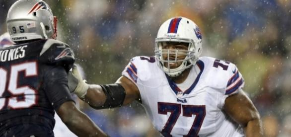 Report: Seahawks attempted to trade for Bills' LT Cordy Glenn [Flickr, Keith Allison]