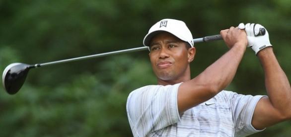 Tiger Woods - Keith Allison via Flickr