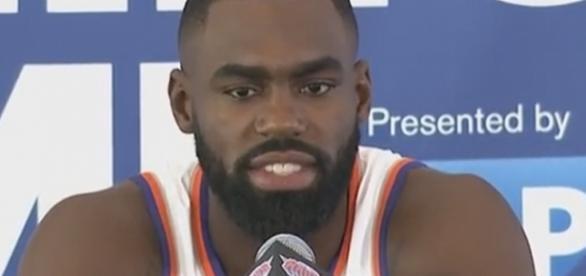 Tim Hardaway Jr. scored 34 points as Knicks beat Cavs (Image Credit: MSG Networks/YouTube screencap)