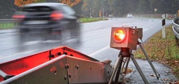 Wut über Blitzer wurde teuer - bild.de