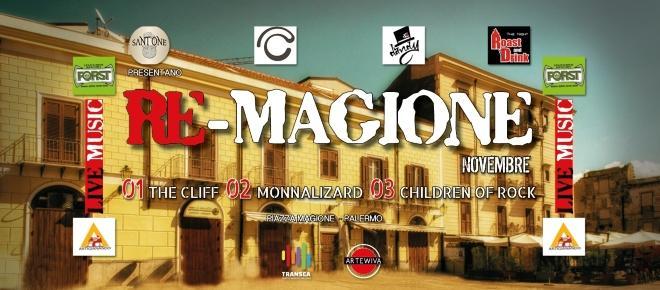 Re Magione: fino al 3 novembre tanta musica e arte nel centro storico di Palermo
