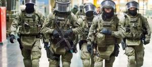 GSG 9 nahm terrorverdächtigen Syrer in Schwerin fest - Symbolbild - special-ops.org