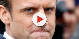 Emmanuel Macron: Monsieur Unpopular (fot. theatlantic.com)