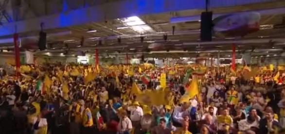 Free Iran Rally in Paris July 2017 Image credit - Shahriar Kia | YouTube