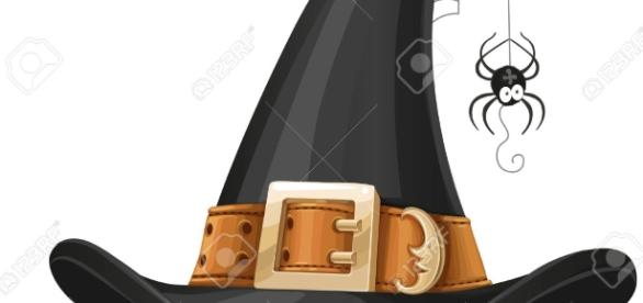 Traditional Witches Hat, image from 123RF