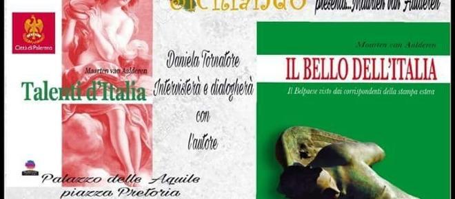 Tra bello e talento: Siciliando presenta gli scritti di Maarten van Aalderen