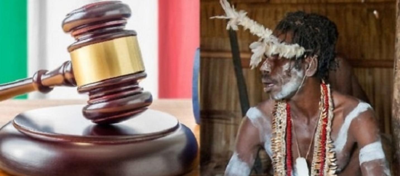 La sua famiglia ha il malocchio il giudice gli d il for Viaggiare con ricevuta permesso di soggiorno 2017