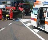 Incidente stradale: coinvolto ragazzo di 16 anni