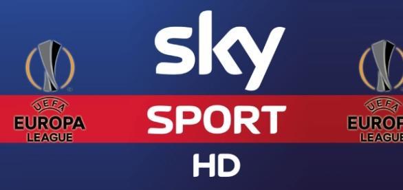 Europa League gibt es demnächst nur noch beim Konkurrenten DAZN / Foto: Sky Italien