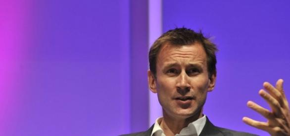 "Jeremy Hunt said Brexit has revealed the EU's ""inner arrogance"" (Edinburgh International Television via Flikr)."