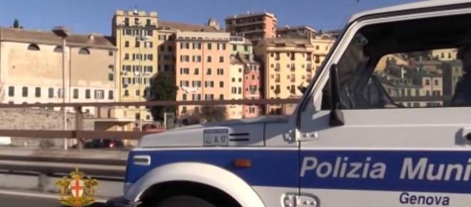 'Bici senza regole', a Genova una raffica di multe nell'estate 2017