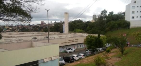 Menina de quatro meses está internada no Hospital da Criança João Vargas de Oliveira
