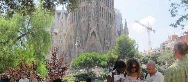 El turismo en Cataluña sufre una caída del 15% desde la consulta independentista