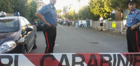 Brutale omicidio a Barrafranca in procincia di Enna.