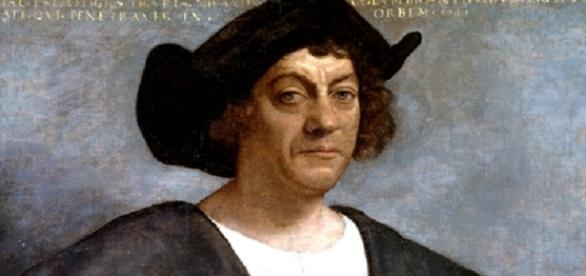 Christopher Columbus (Image couretesy of Sebastiano del Piomplo public domain)