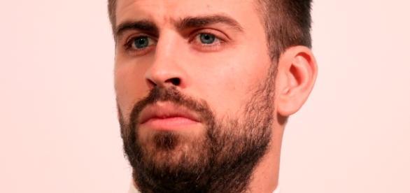 Gerard Piquè, difensore del Barcellona - Foto da upload.wikimedia.org