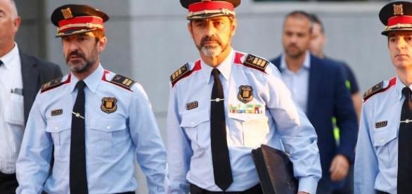 Il capo della polizia catalana e i vertici indipendentisti ... - lastampa.it