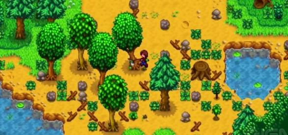 'Stardew Valley' is now available on the Switch. (image source: GameTrailers/YouTube)