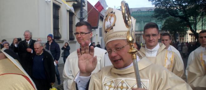 Ingres arcybiskupa Grzegorza Rysia [fotogaleria]