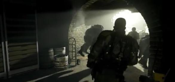 Call of Duty: WWII's Zombie Mode will be 'the scariest zombie game ever'--Image via: Call of Duty/yOutube screenshot