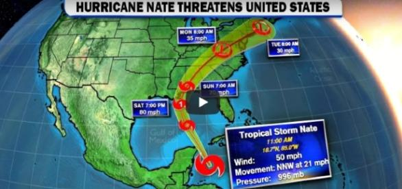 Hurricane Nate a life threatening storm - Cinema of Gaming | YouTube