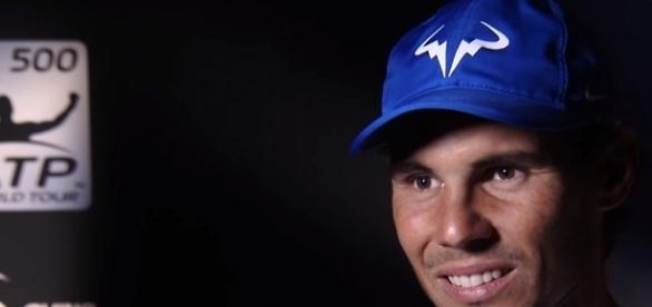 Rafael Nadal during an interview at 2017 China Open in Beijing/ Photo: screenshot via ATPWorldTour channel on YouTube