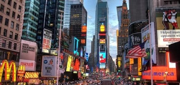 Times Square, New York City. Photo Credits Terabass | Wikipedia