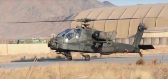 Top 4 millitary helicopters. [Image Credit: Gung Ho Vids/YouTube]