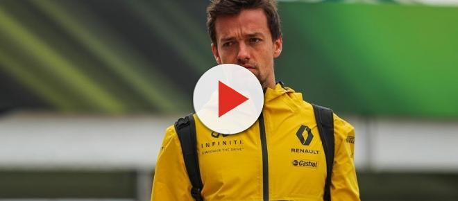 Última carrera de Palmer en Renault