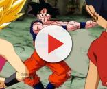 Goku le enseña la técnica de la fusión a Kale y Caulifla - Radar del Dragon