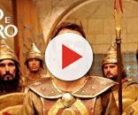 Nebuzaradã será amaldiçoado pela sogra, a rainha Amitis, em 'O Rico e Lázaro'