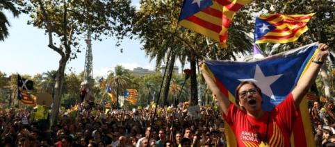 Spanien und Katalonien - ein Kampf für und gegen Unabhängigkeit - merkur.de