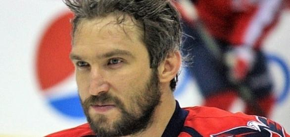 Alex Ovechkin [Image via Michael Miller|Wikimedia Commons CC BY-SA 4.0]