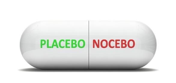 Medicamentos placebo y nocebo, el poder de la mente humana