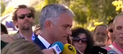 Jose Mourinho Exclusive Press Interview After Road Named After Him In Setubal -Image -MUFC Latest| Youtube