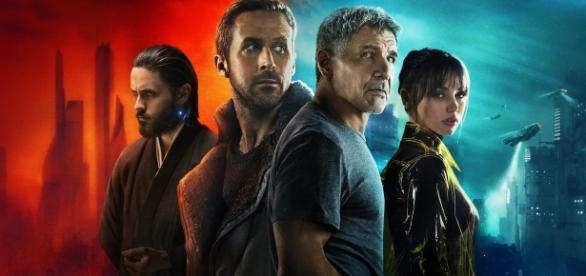Blade Runner 2049 poster. [Image Credit: Vimeo screen capture]